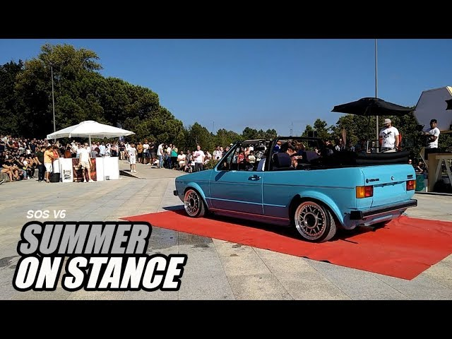 Summer On Stance V6 - Portugal 2019