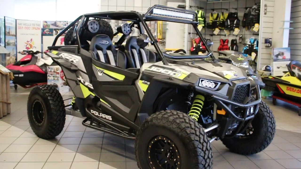 Custom Polaris Rzr 1000 Fox Edition Utv Ridenow Chand