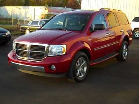 2009 Dodge Durango Hybrid Great Mpg The Auto Park