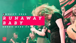 Runaway Baby (Bruno Mars Cover) - Live at Amplify 2020
