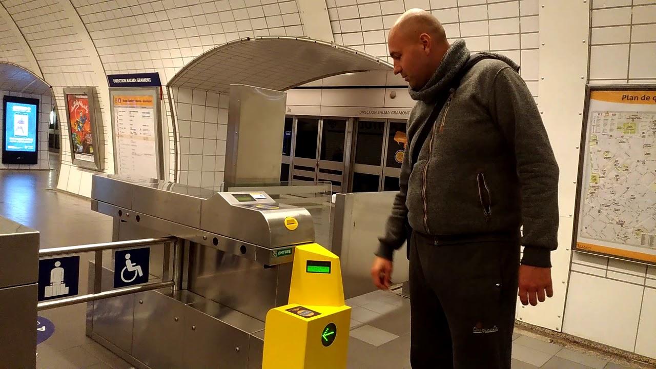 Toulouse metro - YouTube