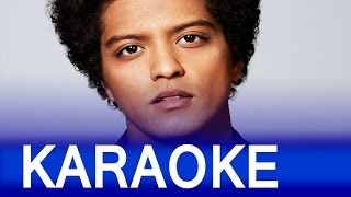 Bruno Mars – It will rain Lyrics Instrumental Karaoke