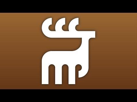 Best logo design | 3D logo design | Adobe illustrator tutorials | 020 thumbnail