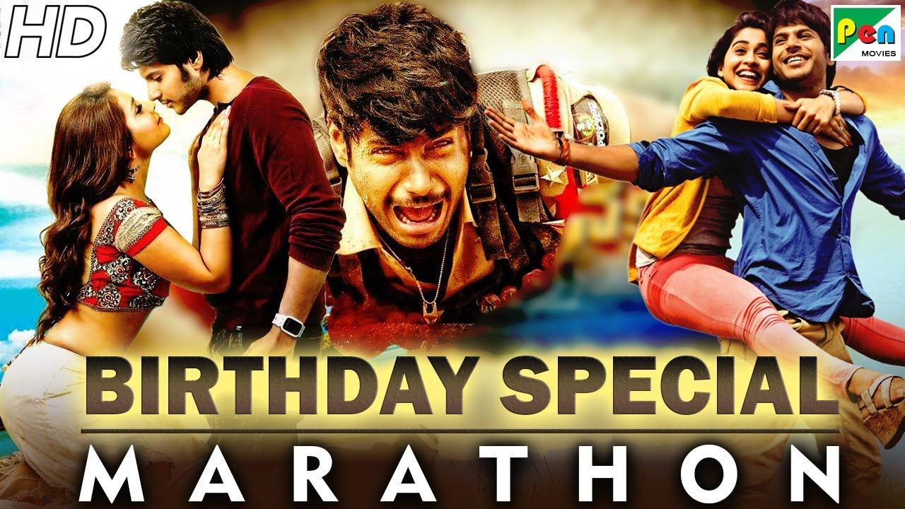Download Sundeep Kishan Movies Marathon | Hindi Dubbed Movies | Izzat Ke Khatir, Kasam Khayi Hai