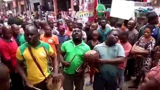 Music! How Okorocha Impeached His Deputy Governor- The Blind Igbo Singers