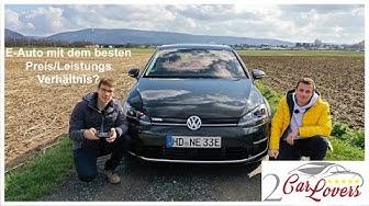 VW e-Golf 2020 Review & Kaufberatung