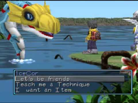 TheOnceCorrupt Plays Digimon World 1: Episode 25 - Seadramon And Beetleland