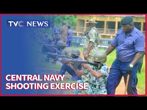 Central Naval Command Commences Shooting Exercise
