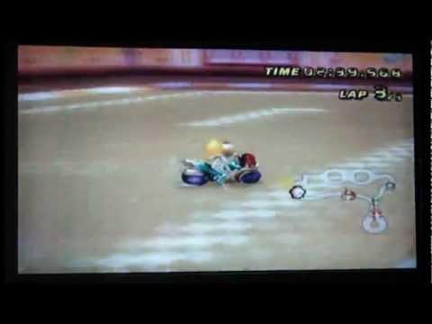 Mario Kart Wii Hacker Races 2 Starring BF Clan (PT1)
