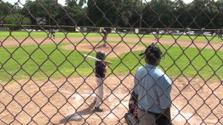 team la 9u vs patriot baseball 10u pool play