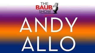 Andy Allo singing Yellow Gold live on The Baub Show