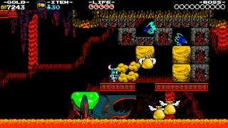 Shovel Knight Quick Play Wii U