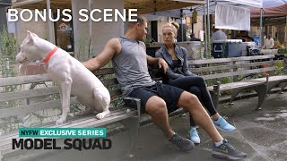 Hannah Ferguson Has Mini Therapy Session With Boyfriend | Model Squad | E!