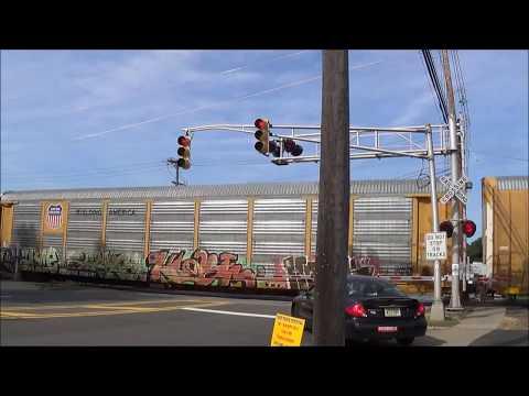 New Bridge Road Railroad Crossing, Bergenfield, NJ