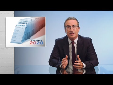Election 2020: Last Week Tonight with John Oliver (HBO)