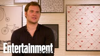 Justin Prentice On Brock Turner Comparisons In '13 Reasons Why' | Entertainment Weekly