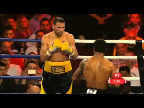 Anthony Mundine vs Sugar Shane Mosley