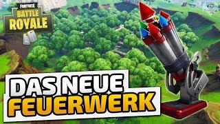 Das neue Feuerwerk - ♠ Fortnite Battle Royale ♠ - Deutsch German - Dhalucard