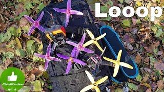 ✔ Realacc X210 - Power Loop Forest Training! Стандартная Тренировка Air's Crew Team)