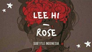 Download lagu [indosub] ROSE – Lee Hi (이하이)   sub indo   lilnghtmr