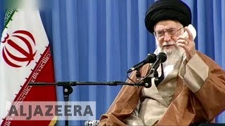 Iran's supreme leader vows 'response' for unrest 🇮🇷