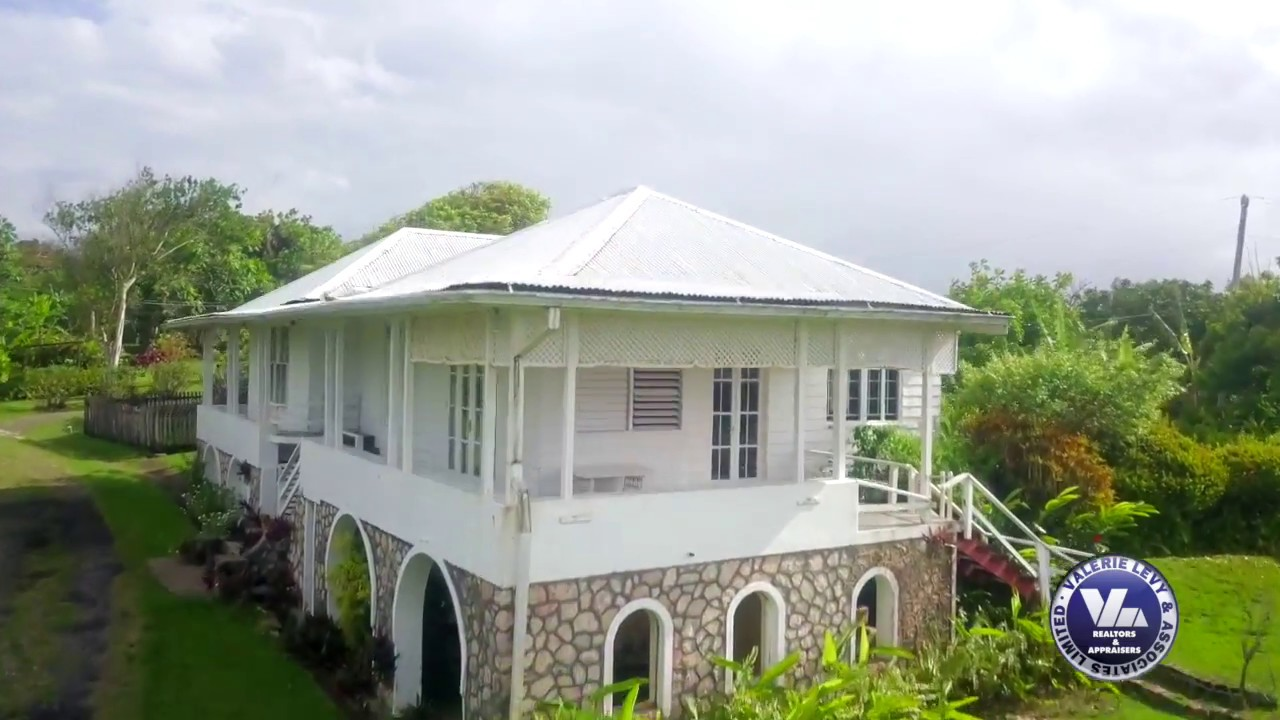 House For Sale Portland Jamaica Youtube