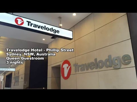 Travelodge Phillip Street (Sydney, Australia) - Queen Guestroom