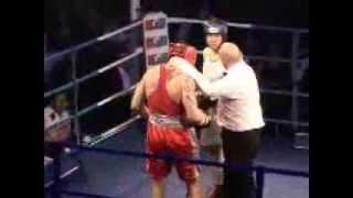 Andrew Butterfield vs Stuart Jarvis, part 1
