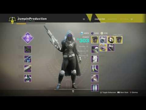 Destiny Best Hunter Build Pve
