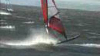 KiteRewa.pl -  windsurfing na fali  Jastarnia - 2007.12