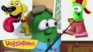 Veggie Tales | Pants | 1 Hour Silly Song Compilation | Veggie Tales Silly Songs With Larry