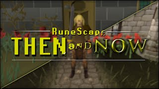 Runescape then and now