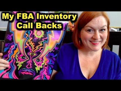 Quitting Amazon FBA Inventory Returns Haul Video - Selling on Ebay and Etsy - Merchant Fullfilled