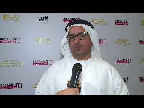 Tariq Bin Khalifa, Director, Mina Rashid Operation, Mina Rashid, Dubai (Arabic)