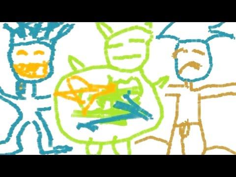 MES DESSINS PRENNENT VIE ! :') (Draw A Stickman: EPIC)