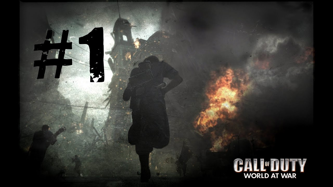call of duty world at war - HD 1600×1011