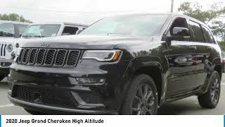 2020 Jeep Grand Cherokee Charlotte NC J208005