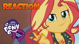 My Little Pony Equestria Girls: Diginal Series Shorts 8-11 - Reaction