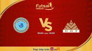 Futsal HDBank 2018: Sanatech Sanest Khánh Hòa Vs Cao Bằng