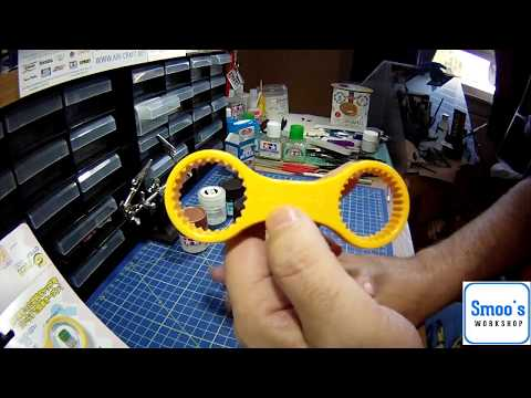 Mr Hobby -  Mr Cap Opener -  a quick product review from Smoo's Workshop