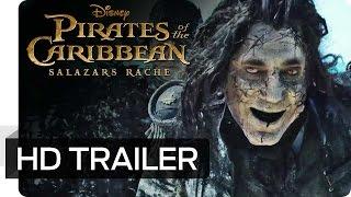 PIRATES OF THE CARIBBEAN: SALAZARS RACHE - 2. offizieller Trailer   Disney HD