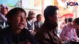 Cave Schools In Afghanistan