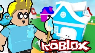 Roblox / MeepCity / Painting and Upgrading my House! / Gamer Chad Plays
