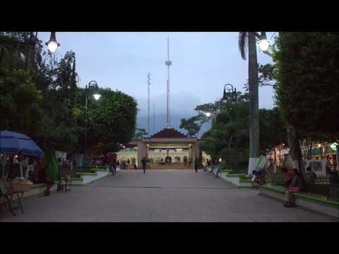 Ocosingo, Chiapas Mexico- Timelapse.
