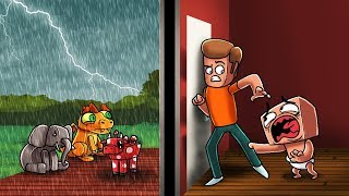 Minecraft | WHO'S YOUR DADDY? NO MORE PETS IN THE HOUSE!