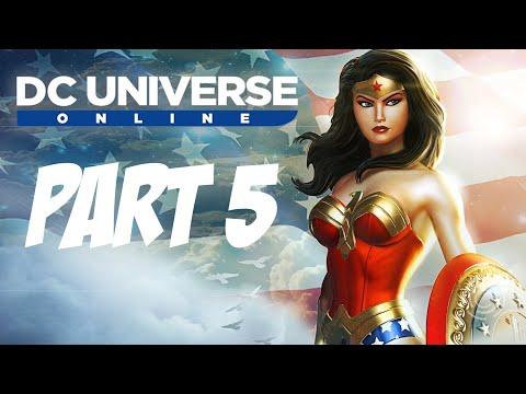 DC Universe Online - After Justice League Dark Stream