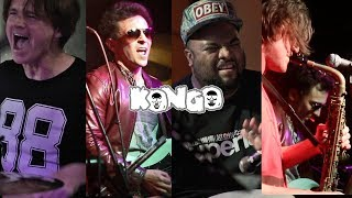 KONGO & KOMRADES - EXTREME FUSION SUPER JAM SESSION w/ Special Gues...