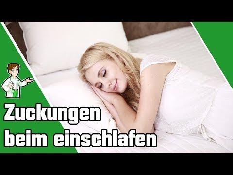 Zuckungen Beim Einschlafen - Deshalb Zuckst Du Manchmal Im Schlaf ✨