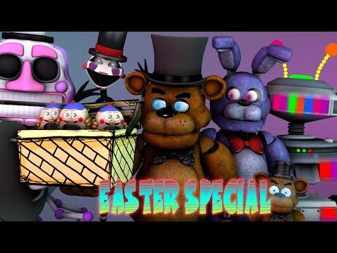 [FNAF\SFM] Easter special