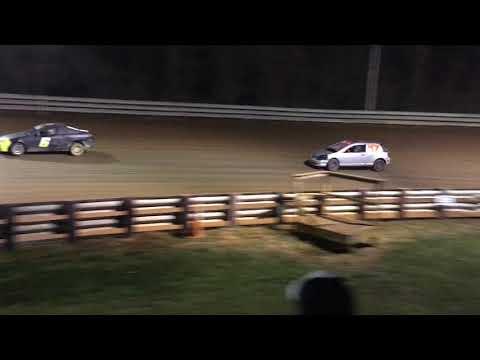 Travis brown Hagerstown Speedway feature